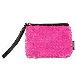 Fashion Angels S.Lab Magic Sequin Wristlet Iridescent/Bright Pink