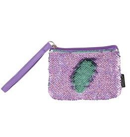 Fashion Angels S.Lab Magic Sequin Wristlet Purple Holo/Seafoam