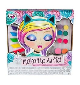 Fashion Angels Unicorn Magic Make-Up Artist Sketch Set
