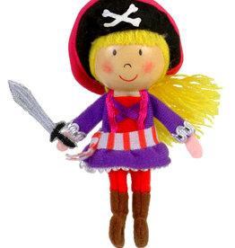 Fiesta Girl Pirate Finger Puppet