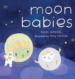 G.P. Putnam's Sons Books Moon Babies by Karen Jameson