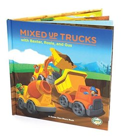 Green Toys mixed up trucks
