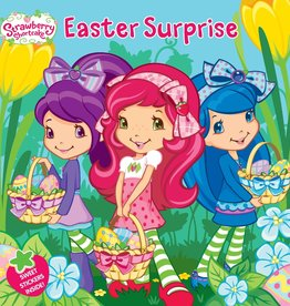 Grosset and Dunlap Easter Surprise with Stickers by Amy Ackelsberg