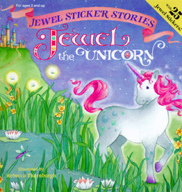 Grosset and Dunlap Jewel the Unicorn book