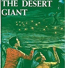 Grosset and Dunlap Mystery Of The Desert Giant by Franklin W. Dixon