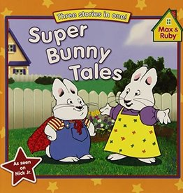 Grosset and Dunlap Super Bunny Tales book