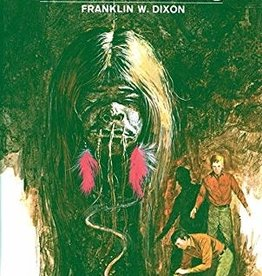 Grosset and Dunlap The Clue In The Embers by Franklin W. Dixon