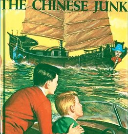 Grosset and Dunlap the mystery of the chinese junk