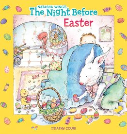 Grosset and Dunlap The Night Before Easter by Kathy Couri
