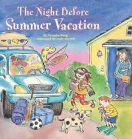 Grosset and Dunlap The Night Before Summer Vacation book