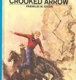 Grosset and Dunlap The Sign Of The Crooked Arrow by Franklin W. Dixon