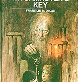 Grosset and Dunlap The Witchmater's Key by Franklin W. Dixon