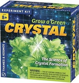 Grow A Crystal Grow a Green Crystal