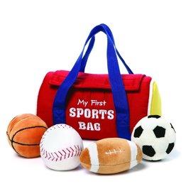 Gund My 1st Sportsbag Playset