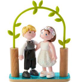 Haba Little Friends - Bride & Groom