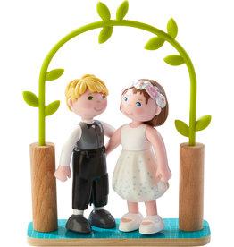 Little Friends Little Friends - Bride & Groom