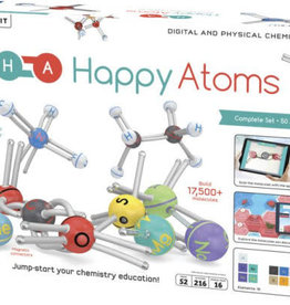 Happy Atoms Happy Atoms Complete Set (50 Atoms)