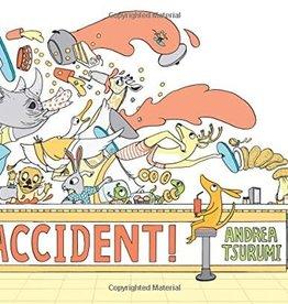 HMH Books Accident! by andrea tsurumi