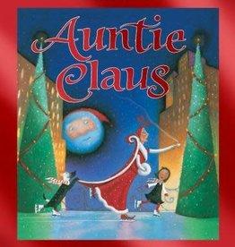 HMH Books Auntie Claus Deluxe Edition by Elise Primavera