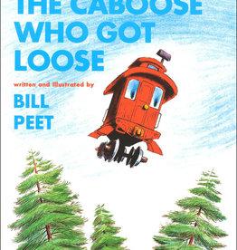 HMH Books CABOOSE WHO GOT LOOSE PA