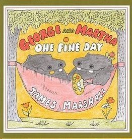 HMH Books George and Martha One Fine Day by James Marshall