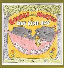 HMH Books GEORGE + MARTHA ONE FINE DAY PA