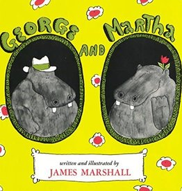 HMH Books George and Martha by James Marshall
