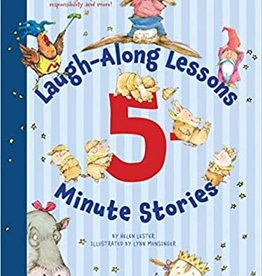 HMH Books Laugh-Along Lessons 5 Minute Stories by Helen Lester