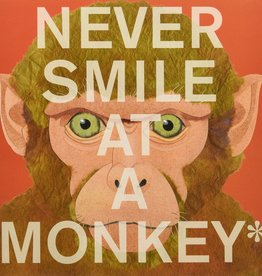 HMH Books Never Smile at a Monkey by Steve Jenkins