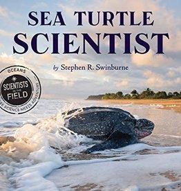 HMH Books sea turtle scientist
