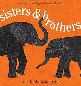 HMH Books Sister & Brothers by Steve Jenkins & Robin Page