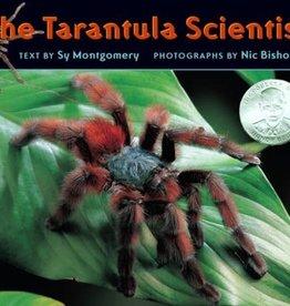 HMH Books the tarantula scientist