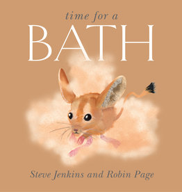HMH Books Time For A Bath by Steve Jenkins & Robin Page