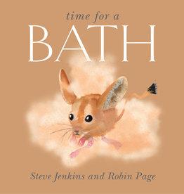 HMH Books time for a bath