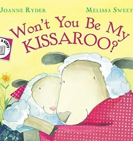 HMH Books Won't You Be My Kissaroo? by Joanne Ryder