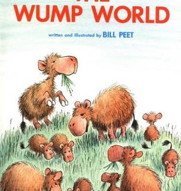 HMH Books The Wump World by Bill Peet
