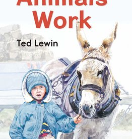 Holiday House animals work - ted lewin