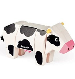 Janod ANIMAL KIT - COW
