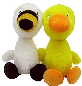 Kids Pereferred Duck & Goose Plush Set