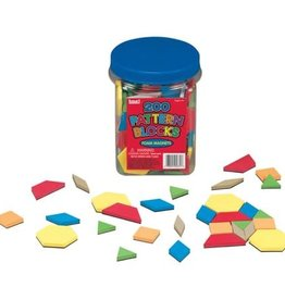 LAURI Magnetic Pattern Block - 200pc