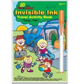 Lee Publications Invisible Ink Travel Time