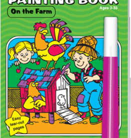 Lee Publications magic pen painting book