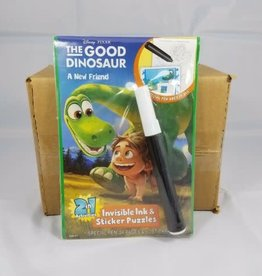 Lee Publications THE GOOD DINOSAUR 2 in 1 Book