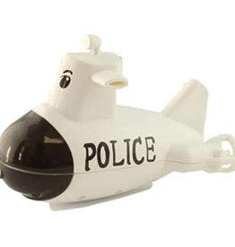 Like OMG! Sublife White Police