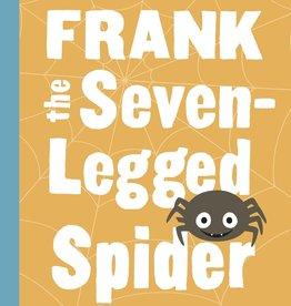 Little Bigfoot Frank The Seven-Legged Spider by Michaele Razi