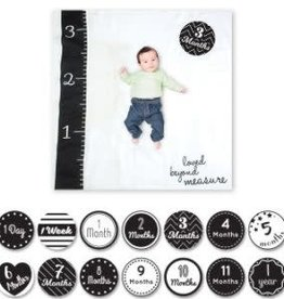 Mary Meyer First Year Blanket & Photo Cards- Black and White