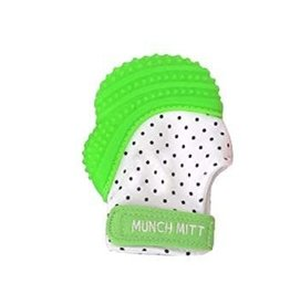 Malarkey Kids Munch Mitt Green