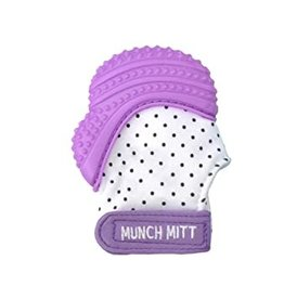 Malarkey Kids Munch Mitt Purple