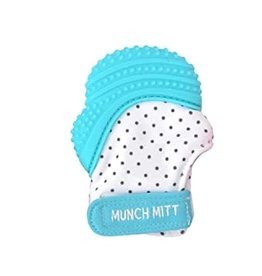 Malarkey Kids Munch Mitt Turquoise