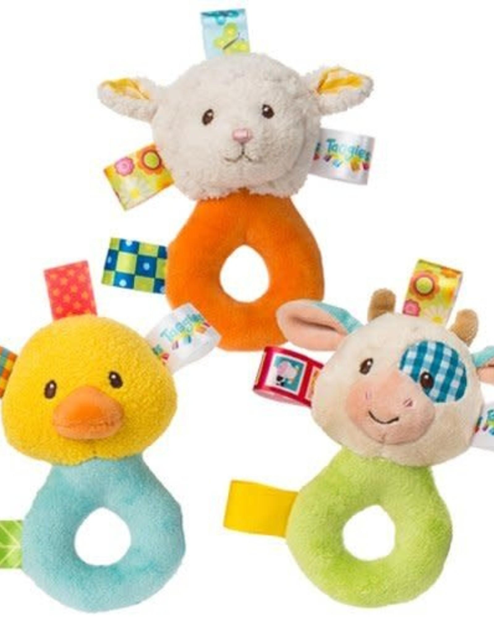 Manhattan Toy barnyard rattle